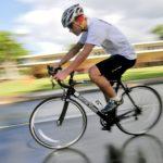 Trening kardio - jazda na rowerze