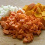 Zupa dyniowa składniki