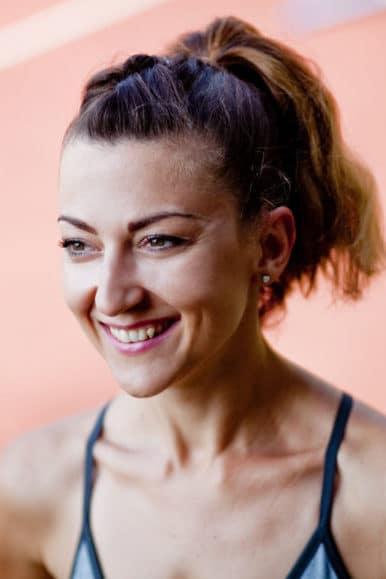 Katarzyna Baraniaka trener personalny Poznań