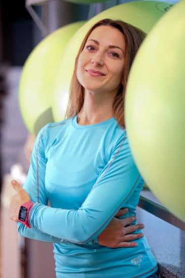 Katarzyna Baraniak trener personalny