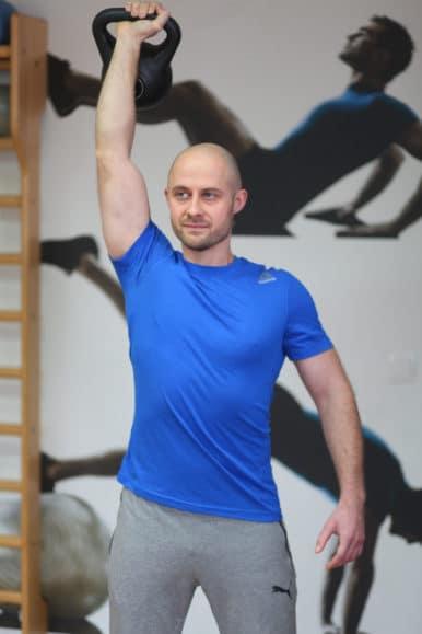 Paweł Baraniak trener personalny Poznań