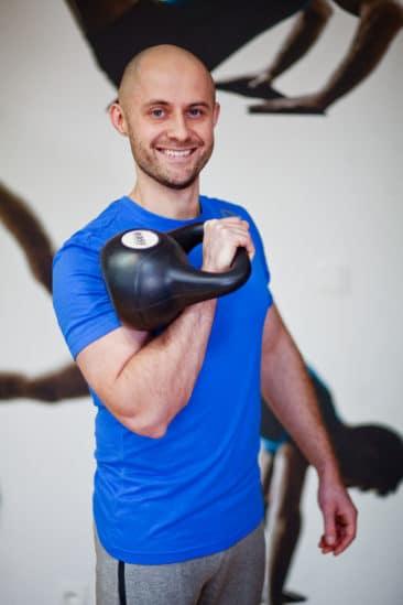 Paweł Baraniak trener personalny