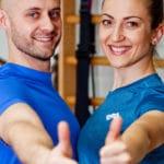 Kasia i Paweł Baraniak - trenerzy personalni FIT360