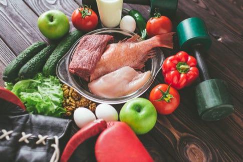 dieta online dla sportowców