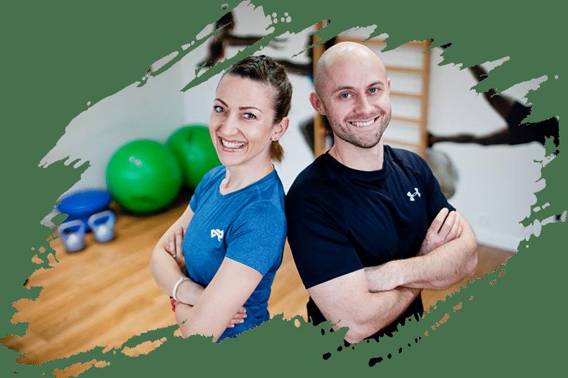 trener personalny i dietetyk Poznań Kasia i Paweł Baraniak
