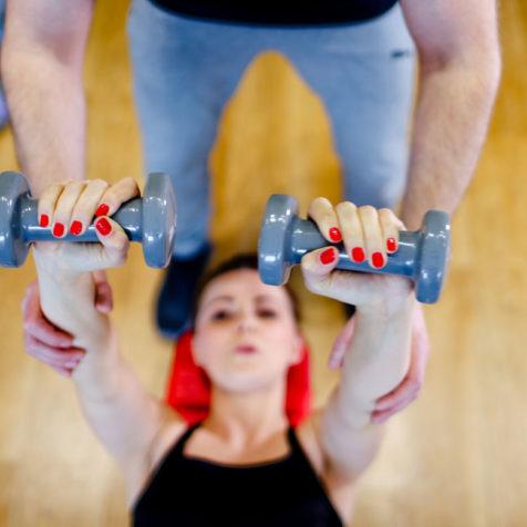 Trening personalny dla kobiet