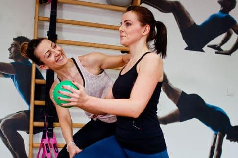 trening personalny dla kobiet w Poznaniu