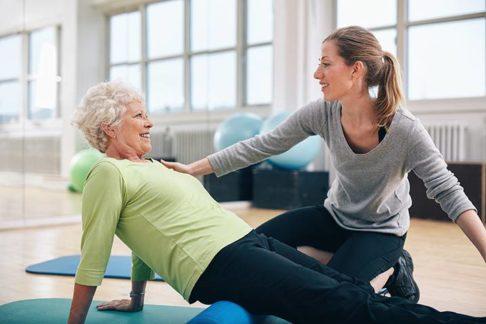 ćwiczenia na ból pleców