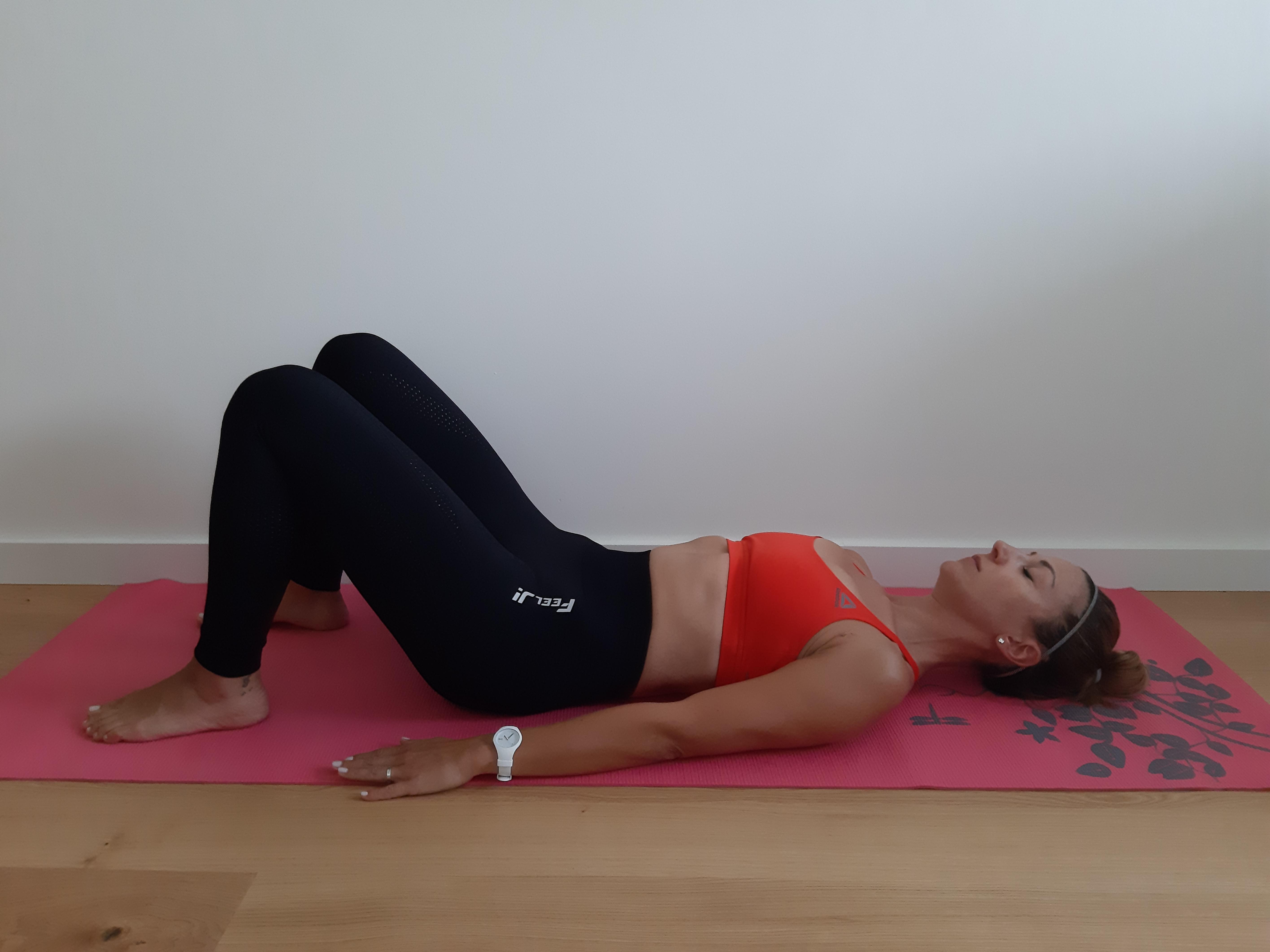 ćwiczenia na mięśnie brzucha oddychanie
