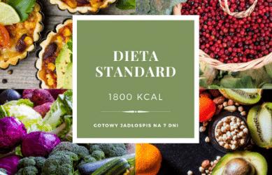 Dieta Standard 1800 kcal
