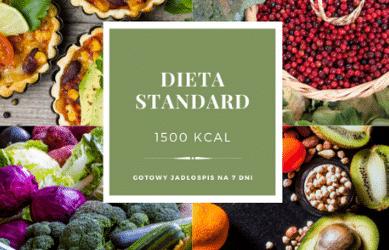 Dieta Standard 1500 kcal