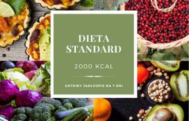 Dieta Standard 2000 kcal