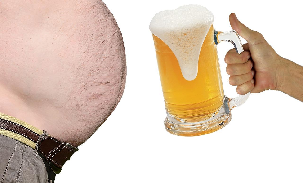 Brzuch piwny – jak zrzucić?