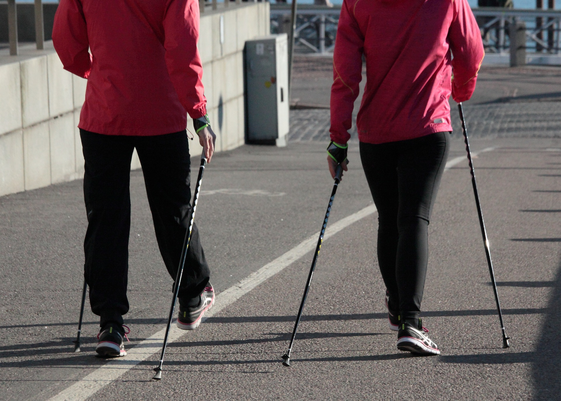 nordic walking z trenerem